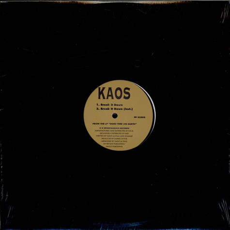 Kaos - Break It Down