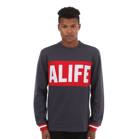 Alife - Blocked Box Crewneck Sweater