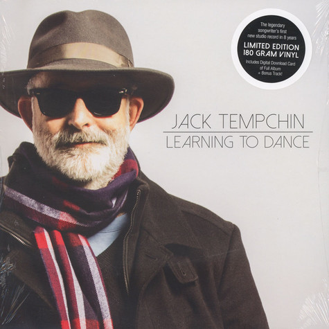 Jack Tempchin - Learning To Dance