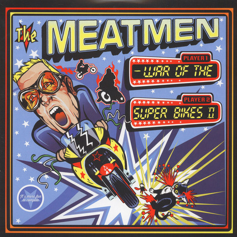 Meatmen - War Of The Superbikes 2