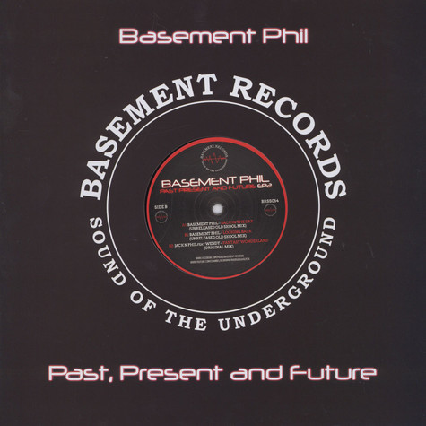Basement Phil - Past Present And Future EP2