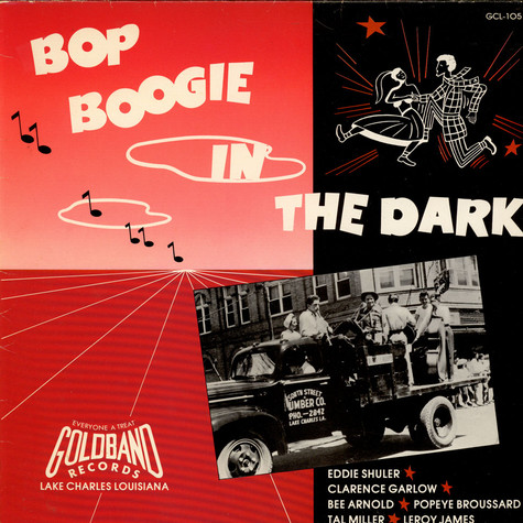 V.A. - Bop Boogie In The Dark