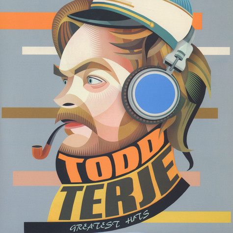 Todd Terje - Greatest Hits Colored Vinyl Edition