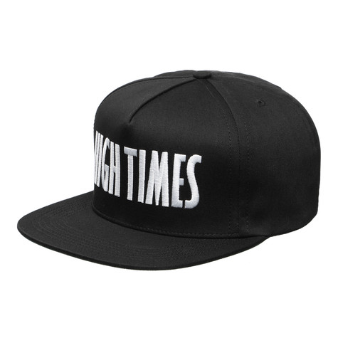 HUF x High Times - Embroidered Snapback Cap