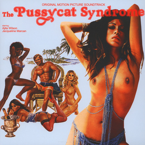 Gerhard Heinz - OST The Pussycat Syndrome Pink Vinyl Edition