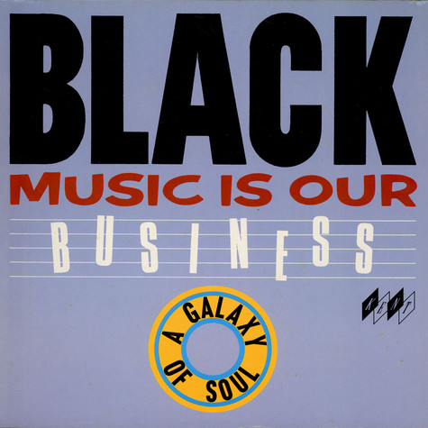 V.A. - Black Music Is Our Business