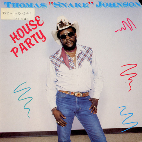 Thomas Johnson - House Party