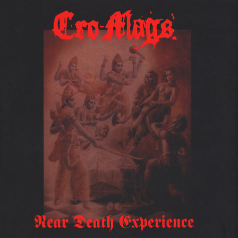 Cro Mags - Near Death Experience