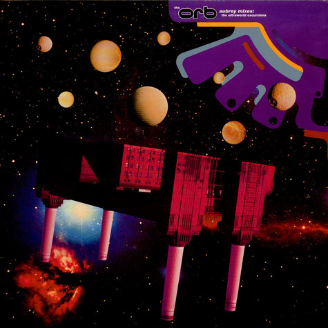 Orb, The - Aubrey Mixes: The Ultraworld Excursions