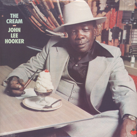 John Lee Hooker - The Cream Of John Lee Hooker (2 LP's)