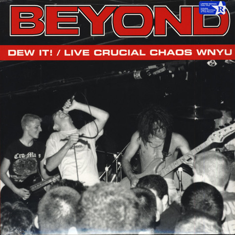 Beyond - Dew It / Live Crucial Chaos Wnyu