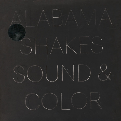 Alabama Shakes - Sound & Color Clear Vinyl Edition