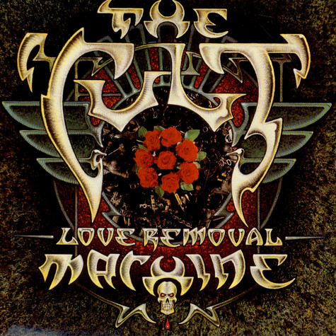 Cult, The - Love Removal Machine