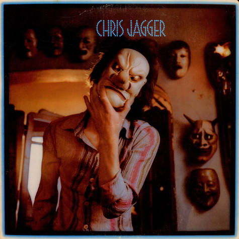 Chris Jagger, - Chris Jagger