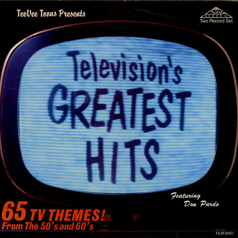 V.A. - Television's Greatest Hits: 65 TV Themes! From The 50's And 60's