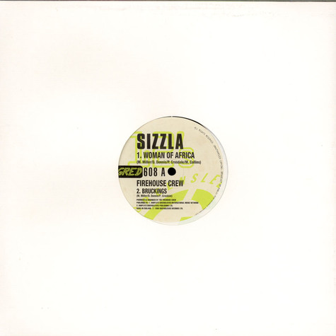 Sizzla - Woman Of Africa
