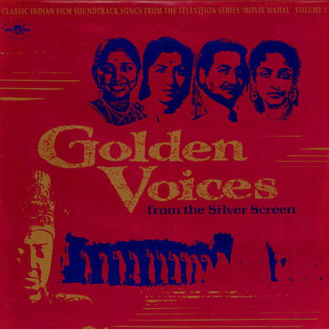 V.A. - Golden Voices From The Silver Screen Volume 1