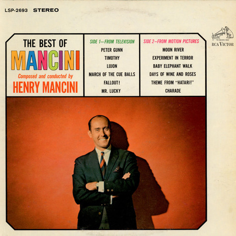 Henry Mancini - The Best Of Mancini