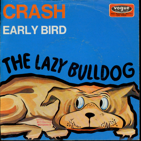 Lazy Bulldog, The - Crash
