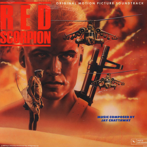 Jay Chattaway - OST Red Scorpion