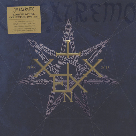 In Extremo - 20 Wahre Jahre Ltd. Vinyl Collection 1998-2013