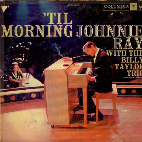Johnnie Ray With The Billy Taylor Trio - 'Til Morning