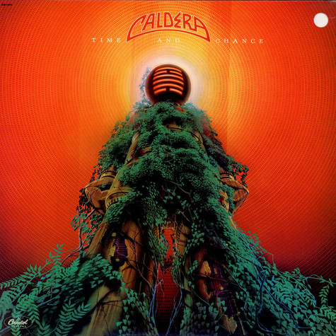 Caldera - Time And Chance
