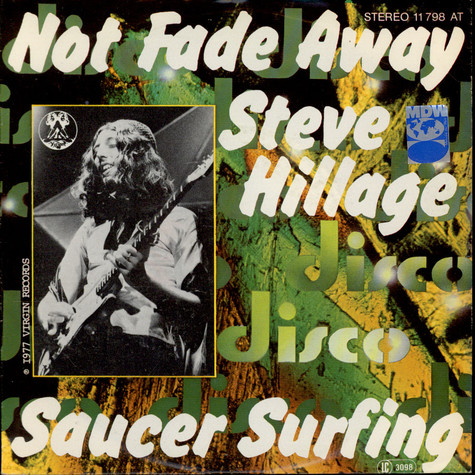 Steve Hillage - Not Fade Away
