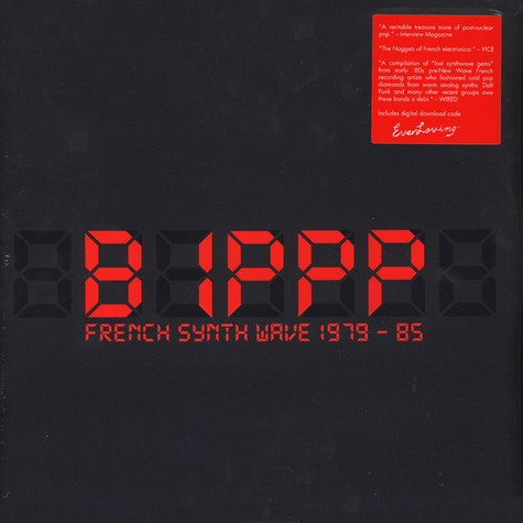V.A. - BIPPP: French Synth Wave 1979-85
