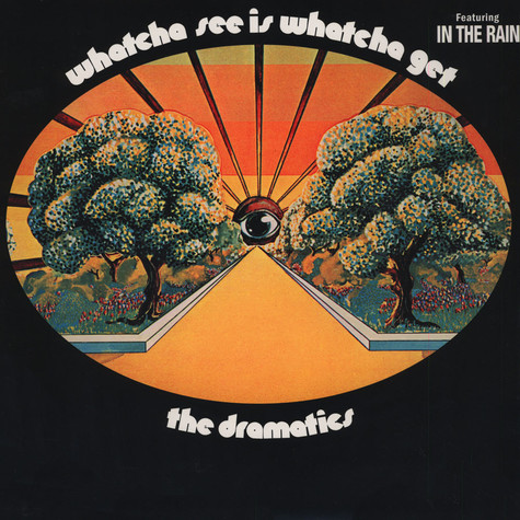 Dramatics - Whatcha See Is Whatcha Get