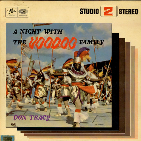 Don Tracy - A Night With The Voodoo Family