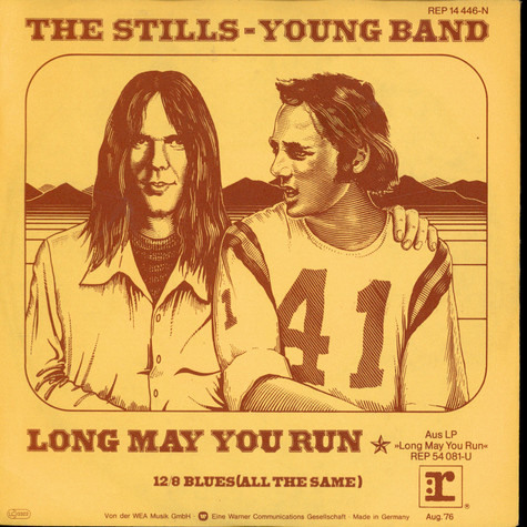 Stills-Young Band, The - Long May You Run