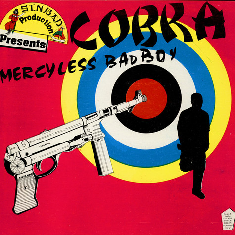 Mad Cobra - Mercyless Bad Boy