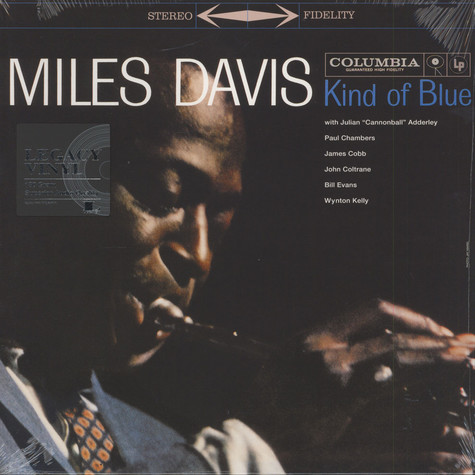 Miles Davis - Kind Of Blue Stereo Version