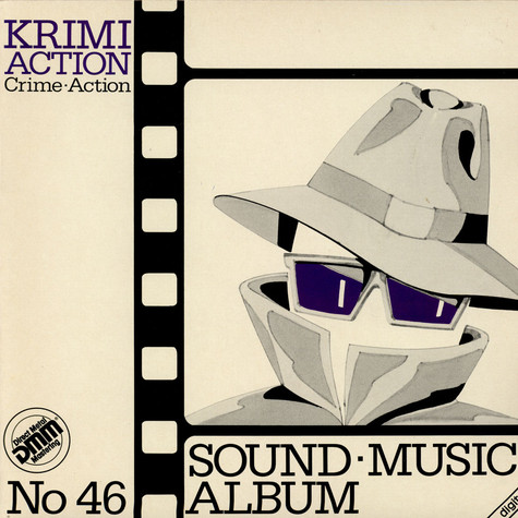 Rolf Kühn - Sound - Music Album  No 46 - Crime - Action