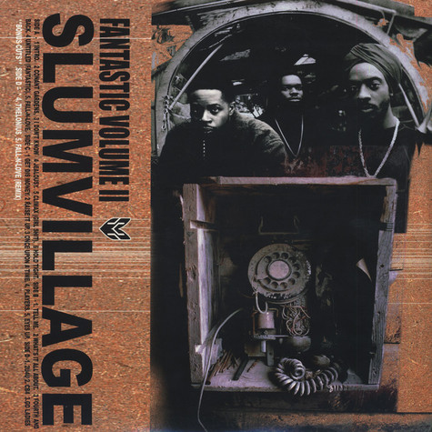 Slum Village - Fan-Tas-Tic Volume 2