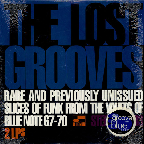 V.A. - The Lost Grooves