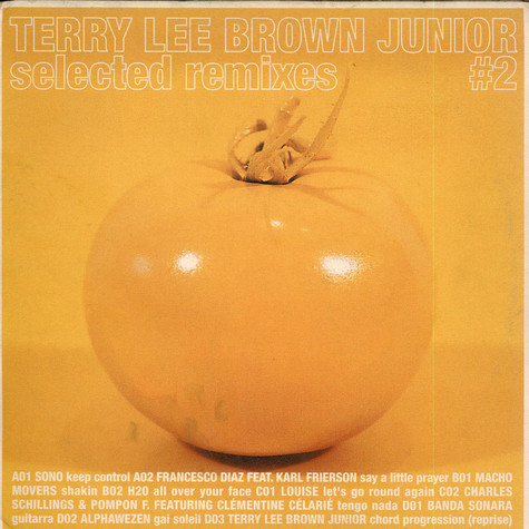 Terry Lee Brown Jr. - Selected Remixes #2
