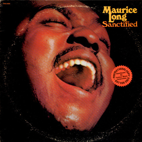 Maurice Long, - Sanctified