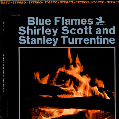 Shirley Scott And Stanley Turrentine - Blue Flames