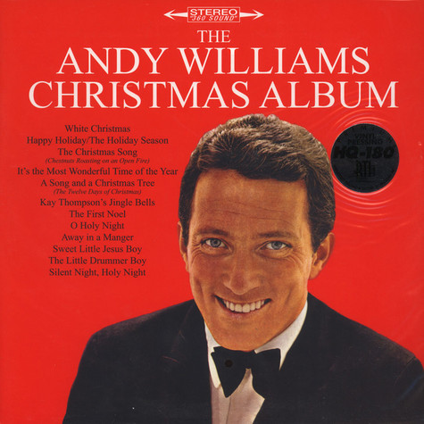 Andy Williams - Andy Williams Christmas Album