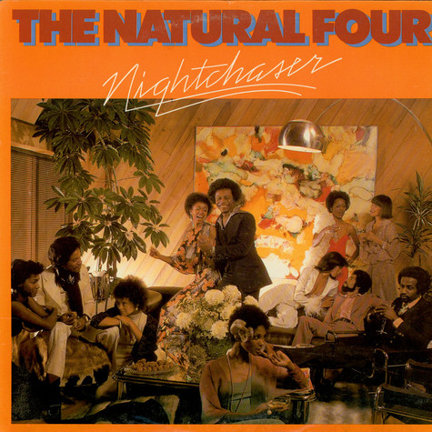 Natural Four, The - Nightchaser