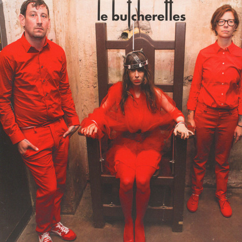 Le Butcherettes - Shave The Pride