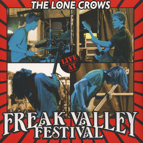 Lone Crows, The - Live At Freak Valley