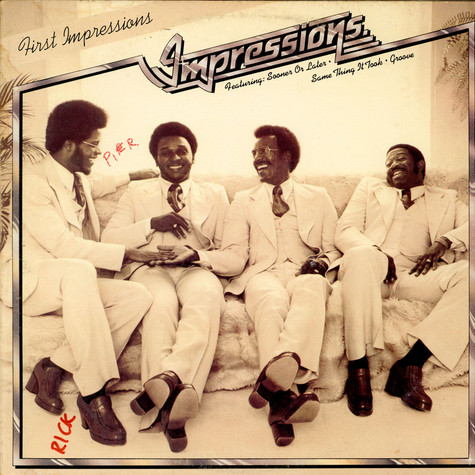 The Impressions - First Impressions