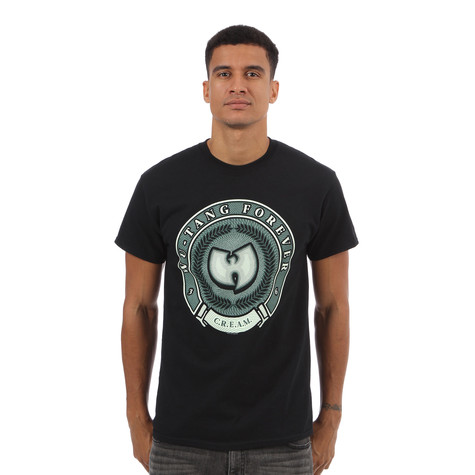 Wu-Tang Clan - Money Shield Logo T-Shirt