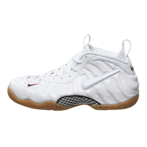 8259f92245a Nike - Air Foamposite Pro (White   White   Gym Red   Gorge Green)