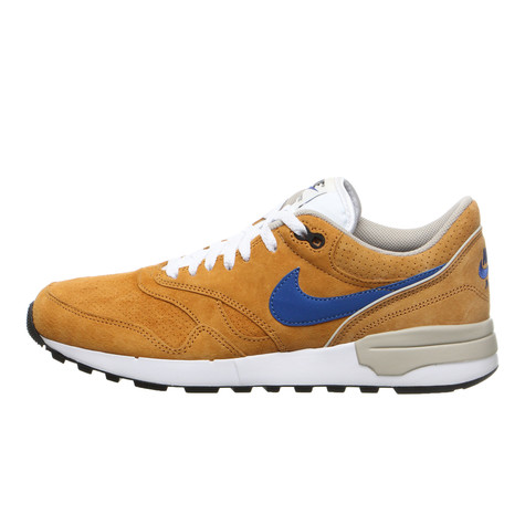 b995e1447f77 Nike - Air Odyssey Leather (Bronze   Varsity Royal   Beige Chalk)