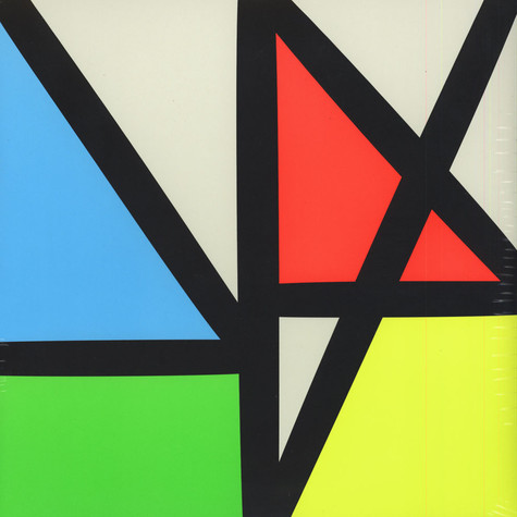 New Order - Music Complete Clear Vinyl Edition