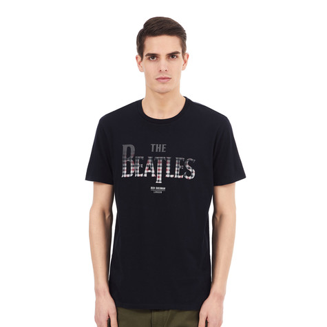 Ben Sherman x The Beatles - The Beatles Logo T-Shirt